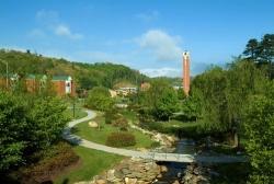 Durham Park on ASU Campus