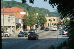 Downtown Boone NC