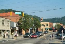 Downtown Boone NC