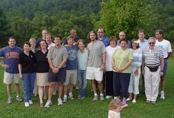 Department of Government and Justice Studies Annual Picnic