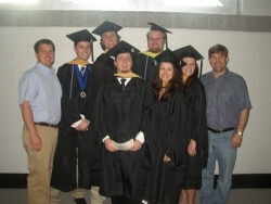 ASU Master's in Political Science Class of 2007