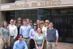 ASU grad students in Washington DC